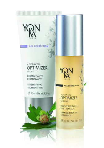 Yonka Advanced Optimizer Cream & Serum Duo