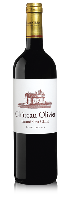 Château Olivier (rouge) 2015