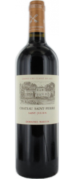 Chateau Saint-Pierre 2012