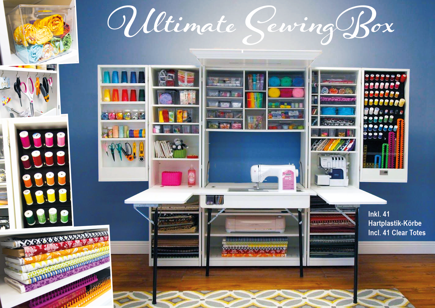 the original scrapbox workbox hobbybox ultimate sewingbox. Black Bedroom Furniture Sets. Home Design Ideas