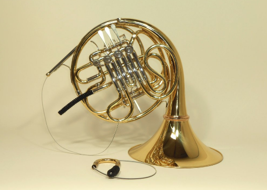Hard to Find Item - HW Brass-Saver for French Horn
