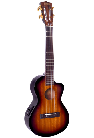 Mahalo MJ3CE Java Series Tenor Ukulele, A/E with cutaway
