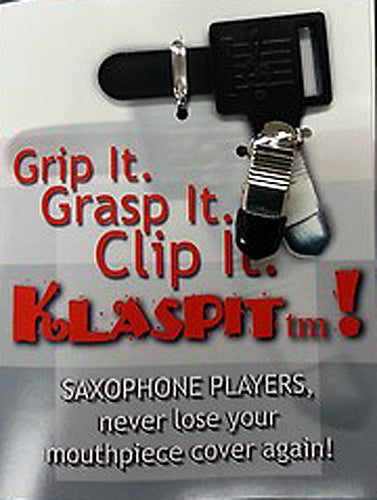 KLASPIT Mouthpiece Cap Holder