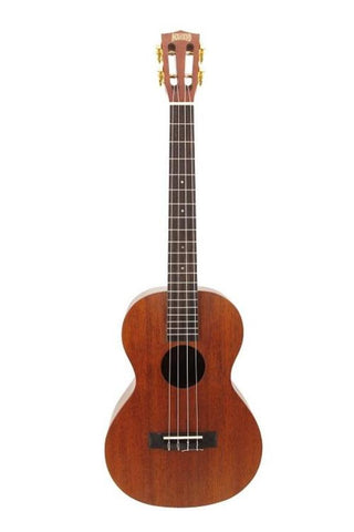 Mahalo Java Series Baritone Ukulele - Trans Brown