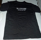 "Danelectro ""Billionaire - Richer Is Better"" short sleeve tee shirt - Large"