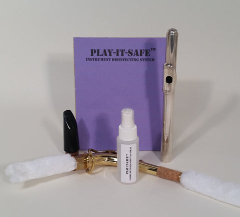 HWP Play-It-Safe™ Disinfecting System