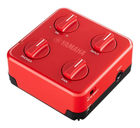 Yamaha SC-01 -Channel Mixer Accessory, Red