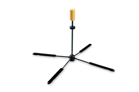 HERCULES DS461B In-Foot Joint Flute Stand