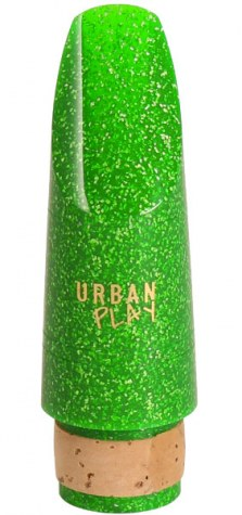 Buffet Crampon (BC) Urban Play Clarinet Mouthpiece - Green