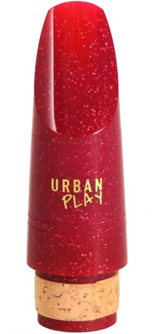 Buffet Crampon (BC) Urban Play Clarinet Mouthpiece - Red