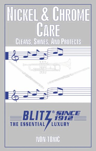 Blitz Nickel/Chrome Care
