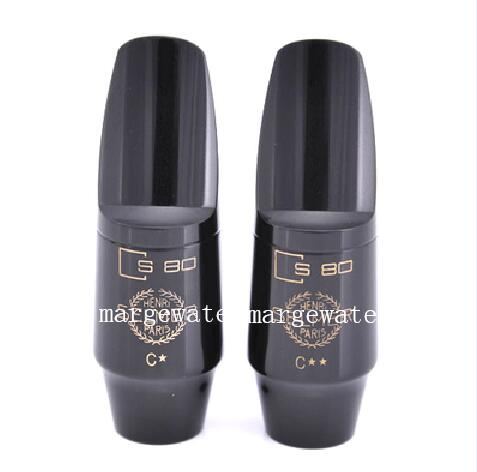 Replica S80 Saxophone Mouthpiece C* & C** for Alto, Tenor, & Soprano
