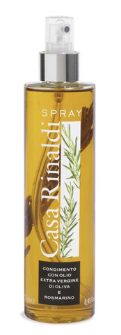 Flavoured Extra Virgin Olive oil with Rosemary (Spray bottle )250ml