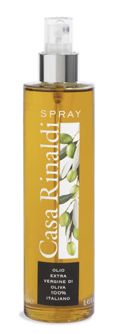 Extra Virgin Olive Oil 100% Italian (Spray Bottle) 250ml