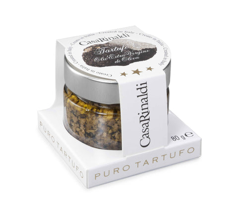 Puro Tartufo Ground Black Truffle in Extra Virgin Olive Oil 80gr