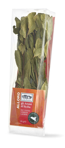 Bay Leaves (Alloro) 25gr