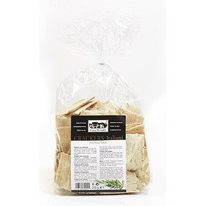 Italian Crackers with Rosemary 250gr