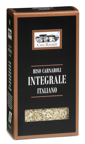 Carnaroli Integral Rice 500gr