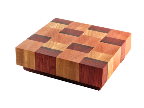 Small Raised Cutting Board