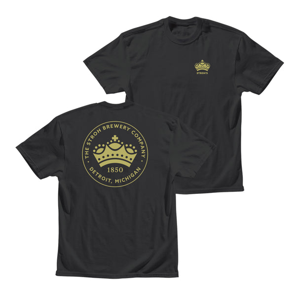Crown Tee - Black