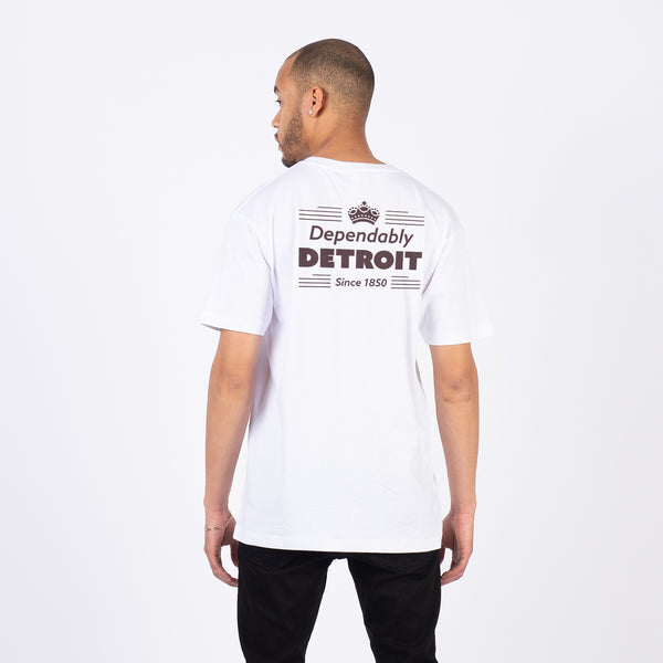 Detroit Crown Tee