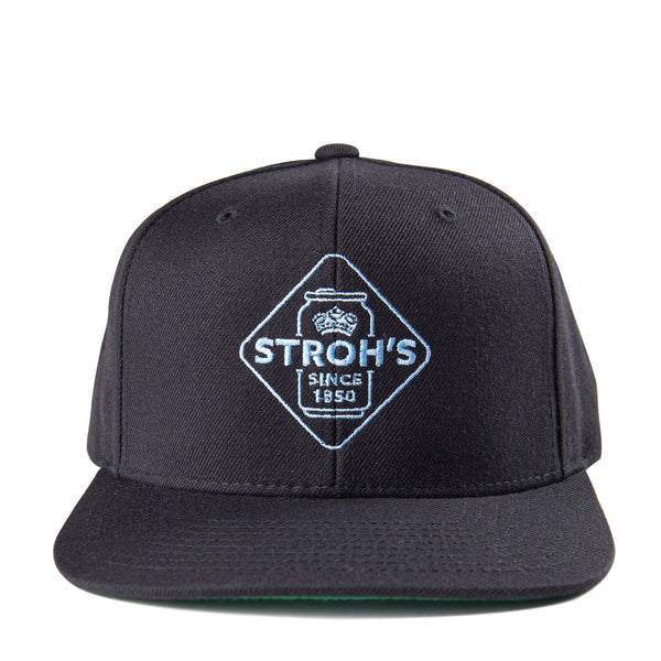 CLASSIC STROH'S CANS SNAP BACK