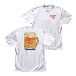 SPOKEN HERE TEE - WHITE