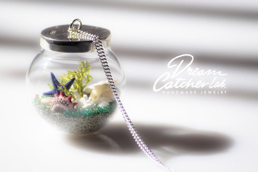 Summer collection necklace