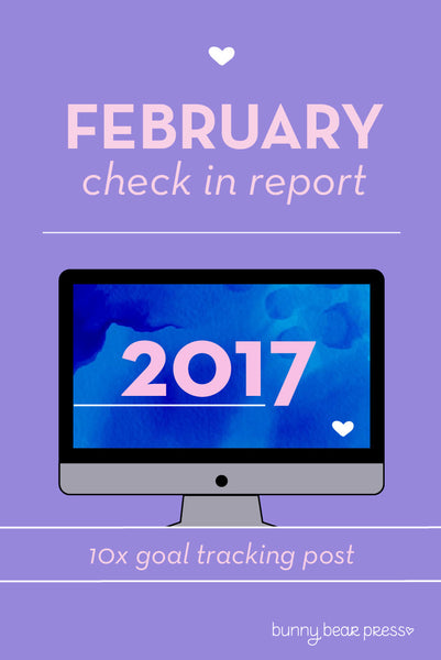 February Check in Summary and Report