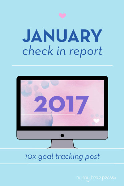 January 2017 Check In Summary and Report