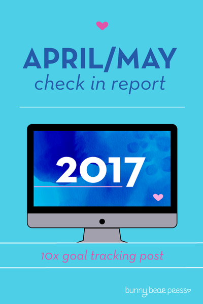 April and May Check in Report and Summary
