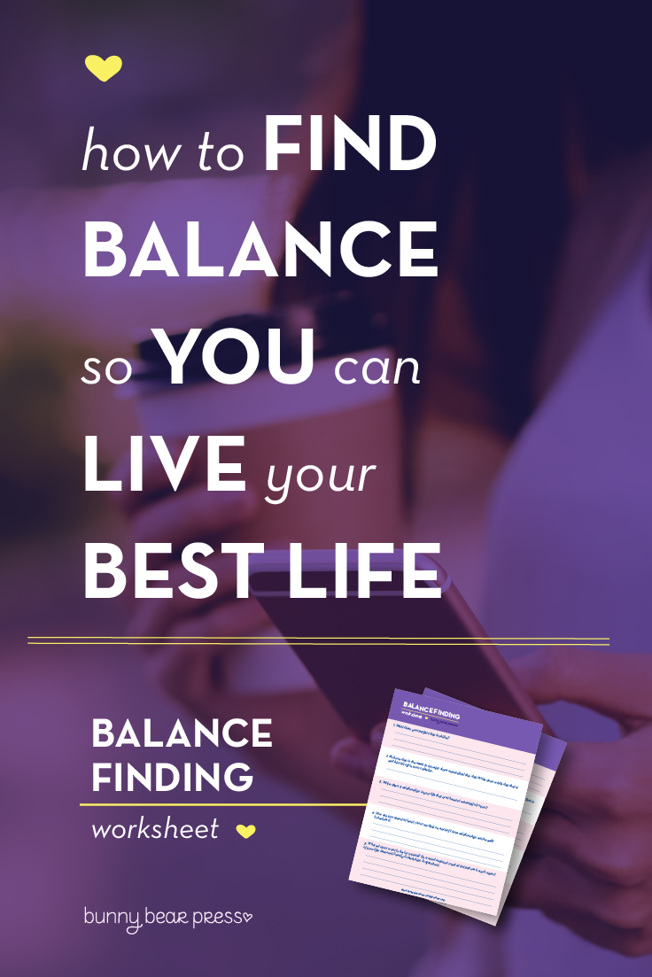 How to find your perfect life Balance