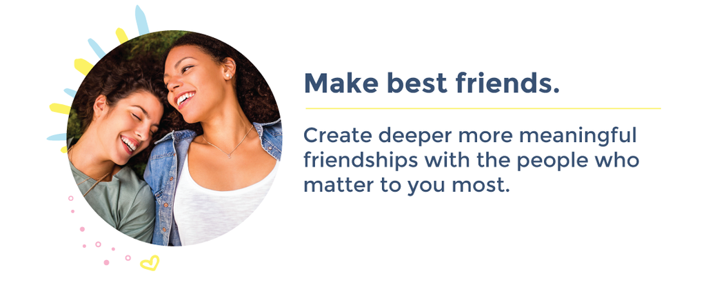 """Make Best Friends"" Image"