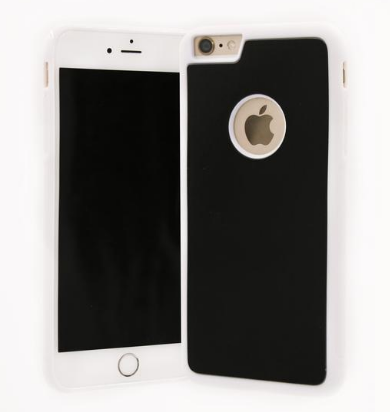 Zero Gravity Selfie Case in White
