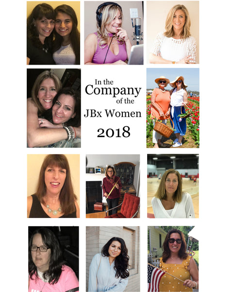 In the Company of the JBx Women - A look back at 2018