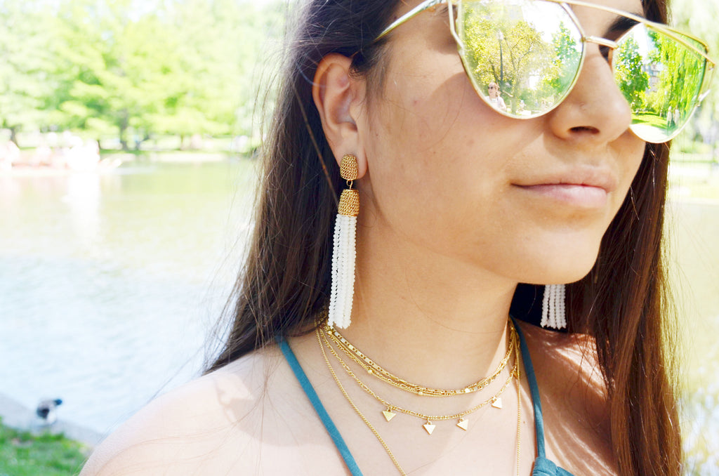 Best Statement Earrings of the Summer The Jewelry Bx
