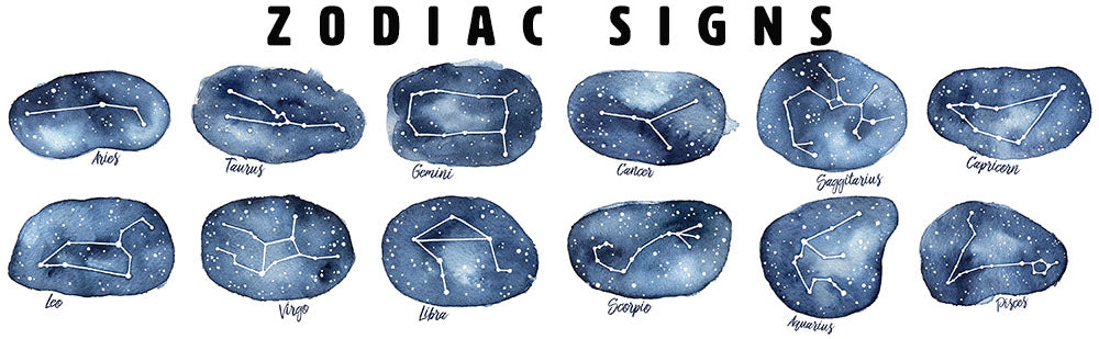 zodiac astrology signs