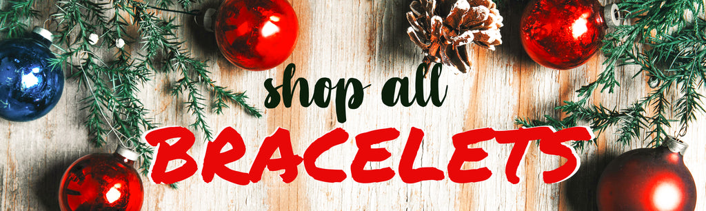 shop all bracelets holiday edition