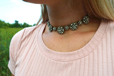 A- Lister Choker Necklace