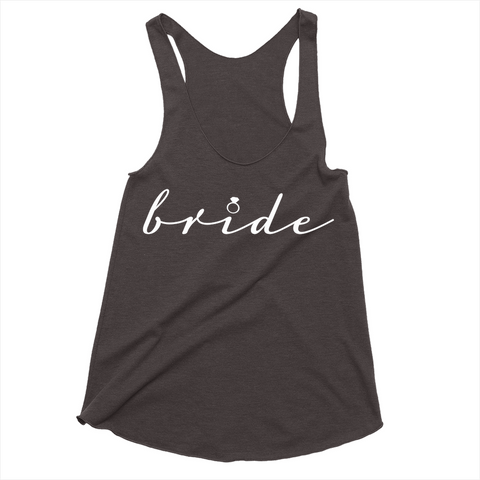 Bride Bachelorette Party Tank Top
