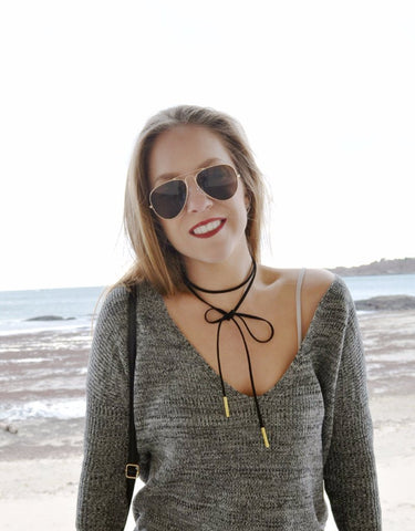 Rock the Look Necklace