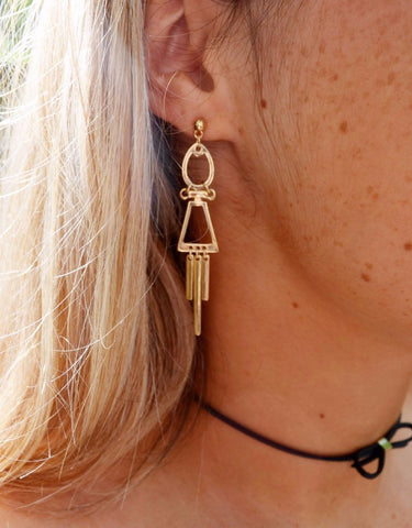 Girl Talk Earrings