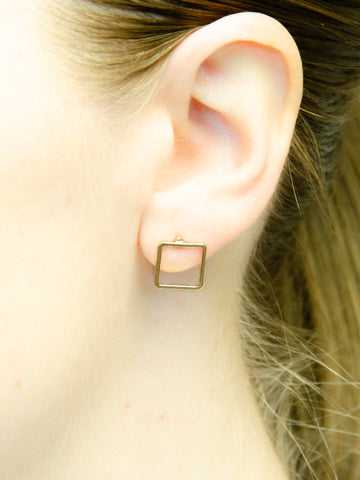 Modern Girl  Earrings