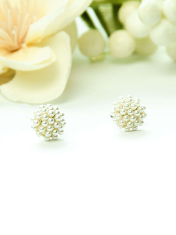 Boss Lady Pearl Earrings