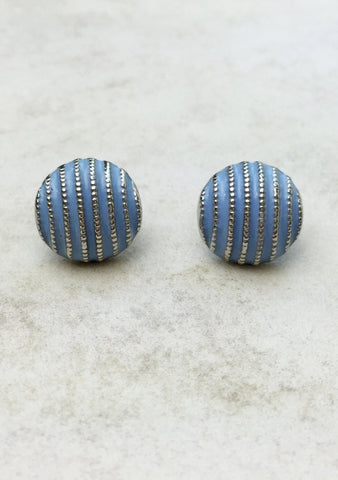 Modern Girl Stud Earrings