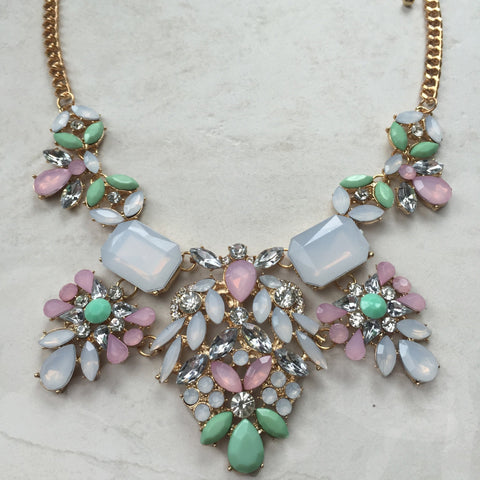 Pastel Prep Necklace