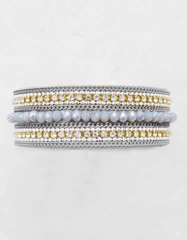 Casual Friday Bracelet-Grey