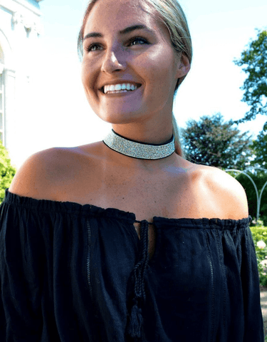 Dance Til Dawn Choker