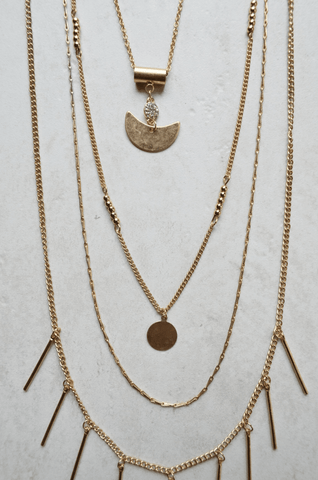 All The Rage Necklace