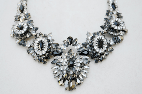 Black-Tie Necklace